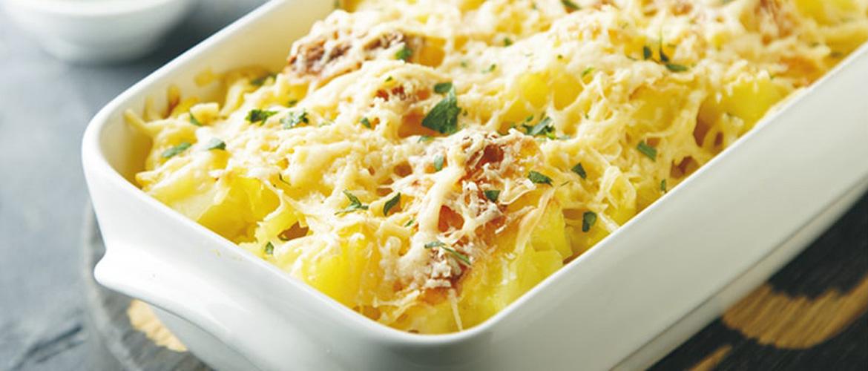 Aardappel Anders - Aardappelschotel salade