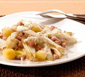 Aardappel Anders - Witlofschotel