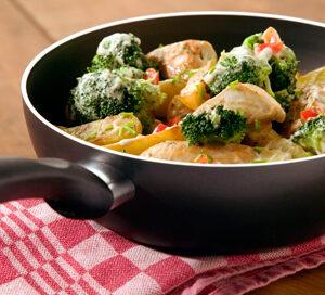 Aardappel Anders - Broccoli/kip roerbakgerecht